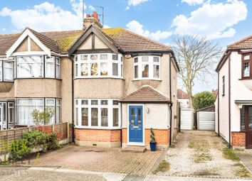 3 bed end terrace house for sale in Woodfield Drive, Gidea Park, Romford RM2
