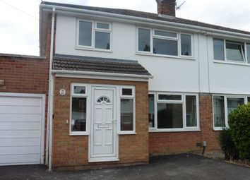 Thumbnail 3 bed semi-detached house to rent in Cromwell Way, Kidlington