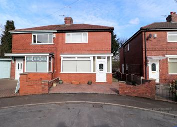 Thumbnail 2 bed semi-detached house for sale in Mansfield Close, Ashton-Under-Lyne