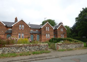 Thumbnail 3 bed cottage to rent in The Street, Kirtling, Newmarket