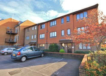 Thumbnail 1 bed flat to rent in Wentworth House, Addlestone, Surrey