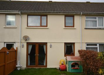 Thumbnail 3 bed terraced house for sale in Downside Close, Newquay, Cornwall