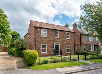 Thumbnail 4 bed detached house for sale in The Village, York