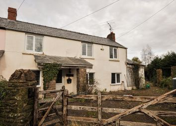 Thumbnail 3 bed cottage for sale in Woodbine Cottage, Llangrove, Ross-On-Wye