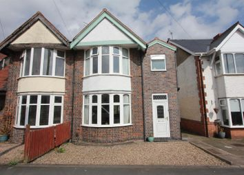 Thumbnail 3 bed semi-detached house for sale in Northfield Road, Hinckley