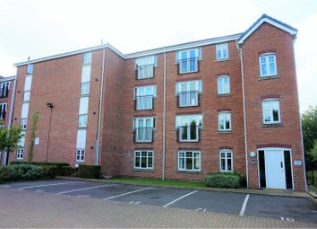 Thumbnail 1 bed flat for sale in Bonneville Close, Tipton