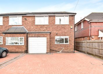 Thumbnail 4 bedroom semi-detached house for sale in Masson Avenue, Ruislip, Middlesex