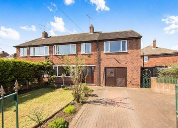 Thumbnail 4 bed semi-detached house for sale in Colchester Court, Scawsby, Doncaster
