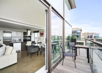 Thumbnail 3 bed flat for sale in Wolfe House, 389 Kensington High Street, Kensington, London