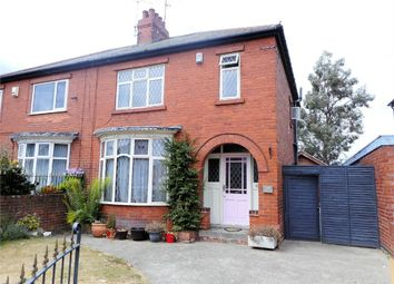 Thumbnail 3 bed semi-detached house for sale in Netherton Road, Worksop, Nottinghamshire