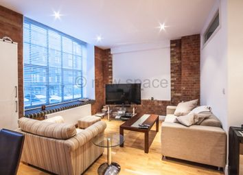 Thumbnail 1 bed flat to rent in Chocolate Studios, Shepherdess Place, Islington
