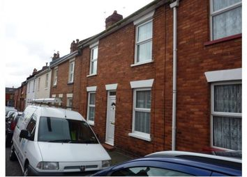 Thumbnail 2 bed terraced house to rent in Alpha Street, Exeter