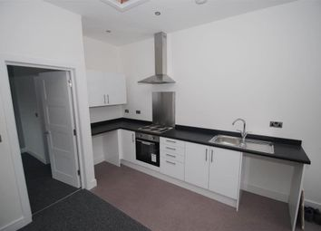 Thumbnail 1 bed flat to rent in Flat 3, 38 New Street, Stafford