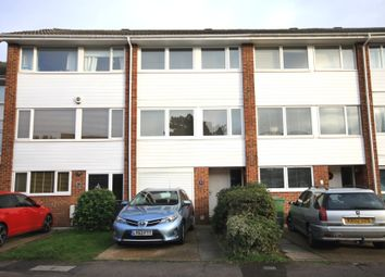 Thumbnail 3 bed town house for sale in Heathlee Road, London