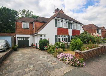 Thumbnail 4 bed semi-detached house for sale in Hartland Way, Shirley, Croydon, Surrey