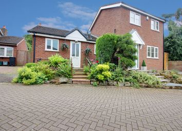Thumbnail 1 bed bungalow for sale in Arden Close, Tarvin, Chester