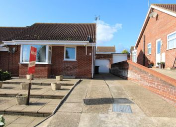 Thumbnail 2 bed semi-detached bungalow for sale in Brook Close, Carlton Colville, Lowestoft