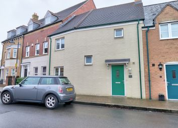 Thumbnail 3 bed terraced house for sale in Barbrook Road, Swindon