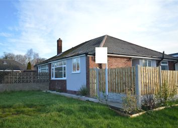 Thumbnail 2 bed bungalow for sale in Hall Park Avenue, Crofton, Wakefield, West Yorkshire