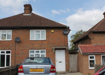 Thumbnail 2 bed semi-detached house for sale in Spearing Road, High Wycombe