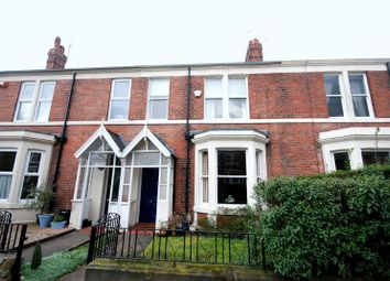 Thumbnail 4 bed terraced house to rent in Rothwell Road, Gosforth, Newcastle Upon Tyne