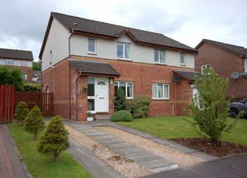 Thumbnail 3 bed semi-detached house for sale in Hawthorn Gardens, Drumsagard Village, Cambuslang