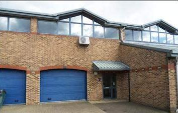 Thumbnail Industrial to let in Newark Close, Royston