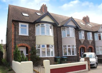 Thumbnail 5 bed end terrace house for sale in Maxwell Road, Littlehampton