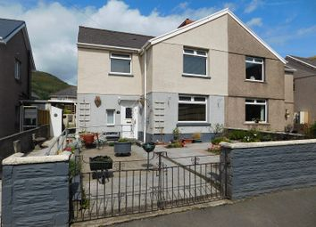 Thumbnail 3 bed semi-detached house for sale in Jersey Street, Port Talbot, Neath Port Talbot.