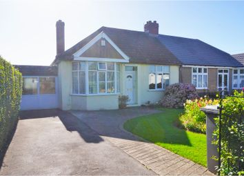 Thumbnail 3 bed semi-detached bungalow for sale in Abbots Road, Hanham