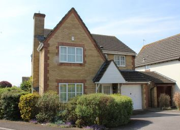 Thumbnail 4 bed detached house for sale in Russet Way, Peasedown St. John, Bath