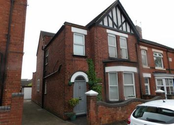 Thumbnail 3 bed detached house for sale in Vaughan Street, Coalville