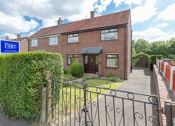 Thumbnail 2 bed semi-detached house to rent in St Davids Cresent, Aspull, Wigan