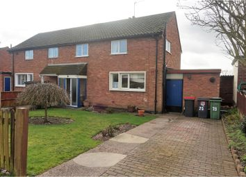 Thumbnail 3 bed semi-detached house for sale in Church Lane, Tamworth