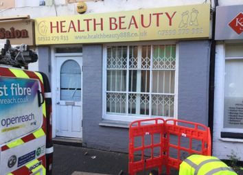 Thumbnail Retail premises for sale in George Street, Walsall
