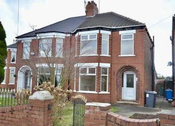 Thumbnail 1 bed semi-detached house to rent in Lambwath Road, Hull