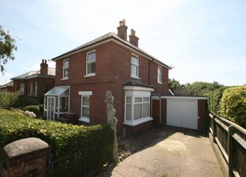 Thumbnail 4 bed detached house for sale in Carter Avenue, Shanklin