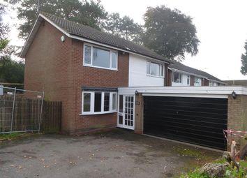 Thumbnail 4 bed property to rent in Mill Lane, Blakedown, Kidderminster