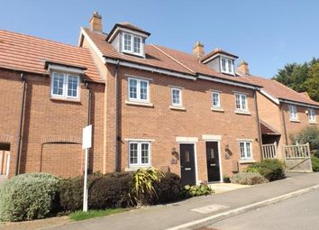 Thumbnail 3 bedroom terraced house for sale in Dairy Way, Kibworth Harcourt, Leicester, Leicestershire