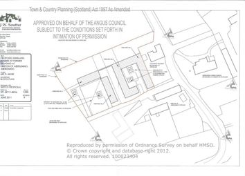 Thumbnail Land for sale in Steading Development Site, Kirkton Of Aberlemno, Forfar