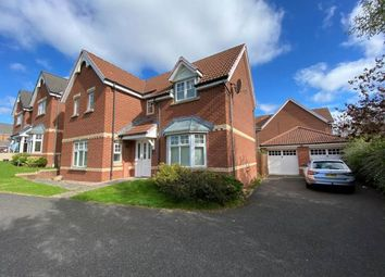 Thumbnail 5 bed detached house to rent in Colin Gibson Drive, Monifieth, Dundee