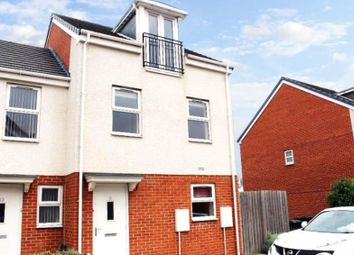 Thumbnail 3 bed town house to rent in Conyers Way, Middlesbrough