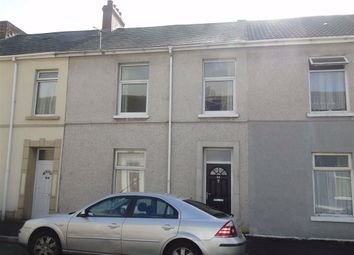 3 bed terraced house for sale in James Street, Llanelli SA15