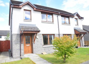 Thumbnail 3 bed semi-detached house for sale in Culduthel Avenue, Inverness