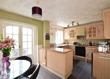 Thumbnail 3 bed semi-detached house for sale in Place Crescent, Waterlooville, Hampshire