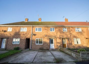 Thumbnail 3 bed terraced house for sale in Ashfield Crescent, Lowestoft