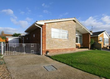 Thumbnail 2 bed detached bungalow for sale in Laxton Way, Chestfield, Whitstable