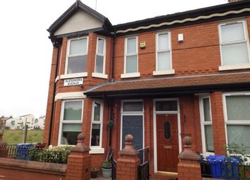 Thumbnail 2 bedroom end terrace house for sale in Alexandra Avenue, Manchester, Greater Manchester