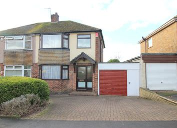 Thumbnail 3 bedroom semi-detached house for sale in Arundel Drive, Spondon, Derby