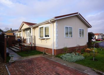 Thumbnail 3 bed mobile/park home for sale in Shoeburyness, Southend-On-Sea